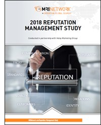 2018 Reputation Management Study