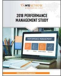 2018 Performance Management Study