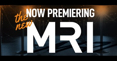 Now premiering the new MRI