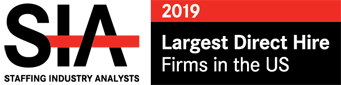 SIA Staffing Industry Analysts 2019 Largest Direct Hire Firms in the US