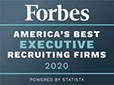 Forbes 2020 America's Best Executive Recruiting Firms
